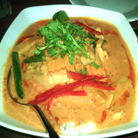Choc Dee Fish Curry