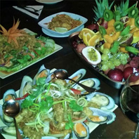 Choc Dee Thai dishes